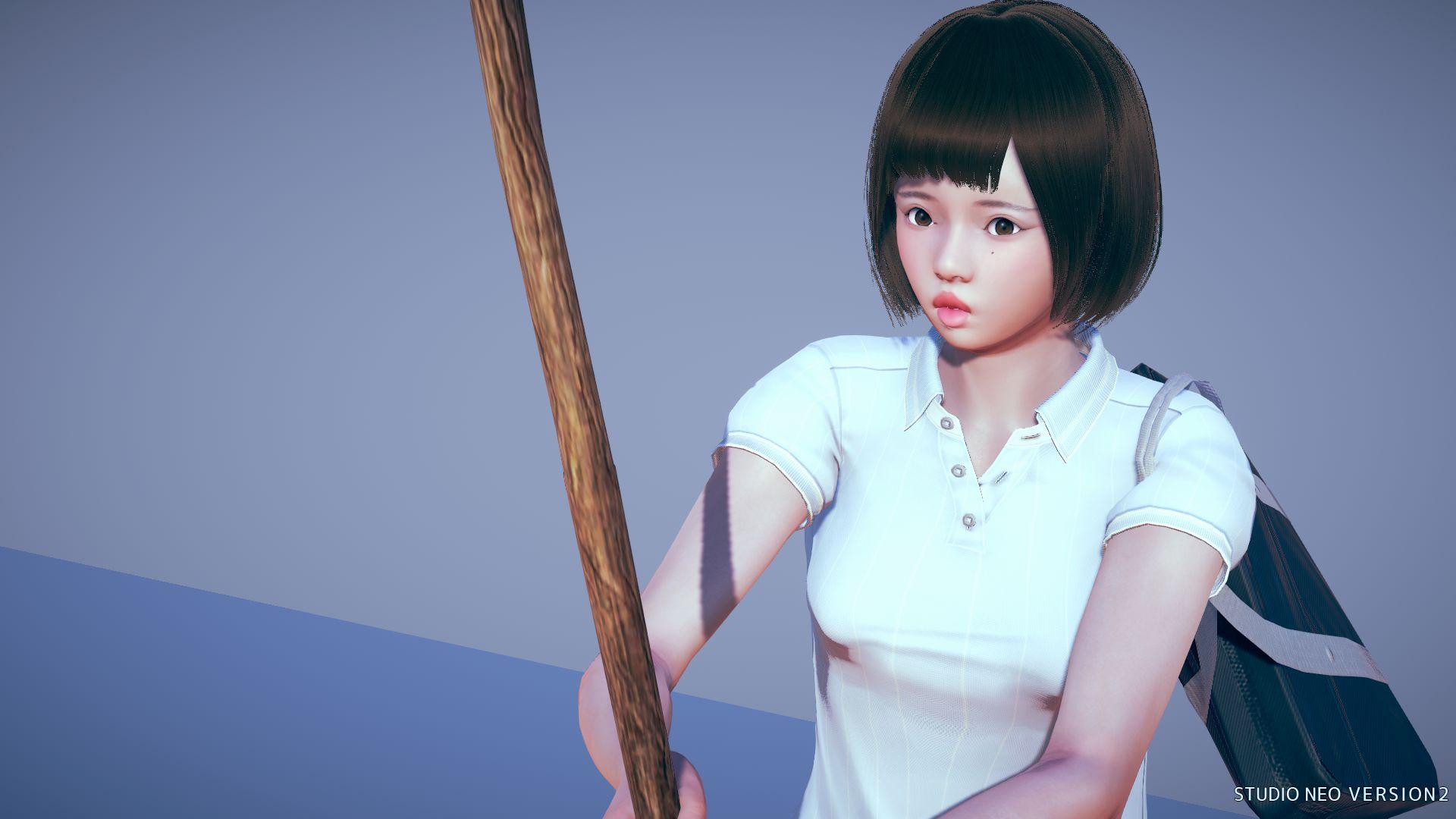 少女 キャラ Ai