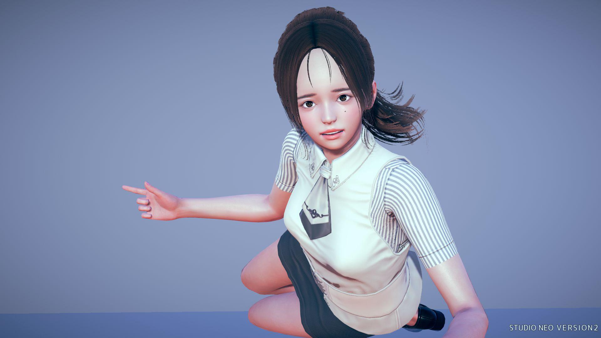 重い Ai 少女